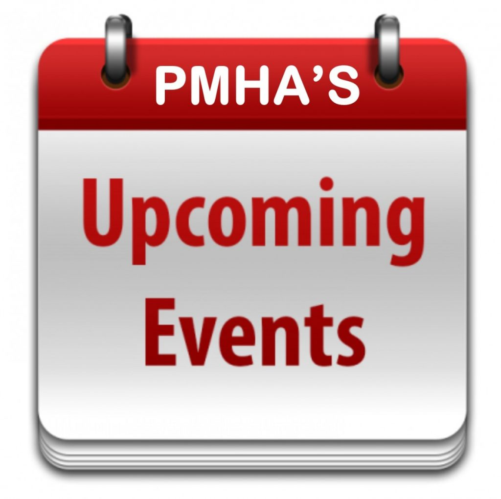 PMHA's Upcoming Events